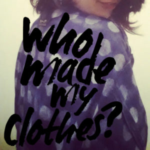 Who Made My Clothes? Asuka nyc