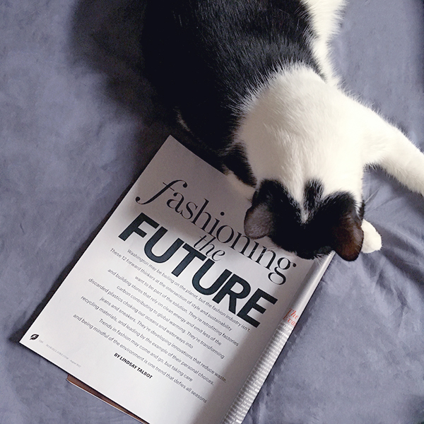 Marie Claire fashioning the FUTURE 2