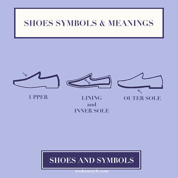 shoes symbols and meanings
